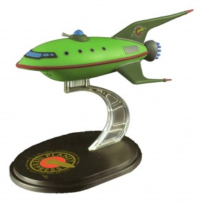Futurama Mini Masters Replik Planet Express Ship LC Exclusive 12 cm