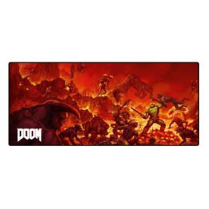 Doom Oversize Mousepad Retro