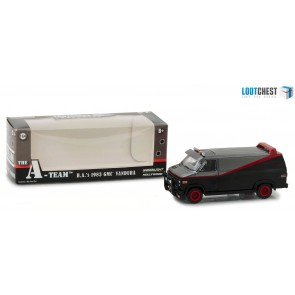 A-Team 1983 GMC Vandura 1/64 Diecast Modell Lootchest Exclusive