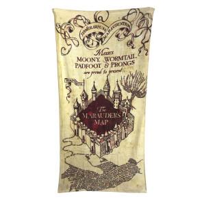 Harry Potter Handtuch Marauder's Map 150 x 75 cm