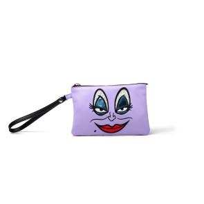 Disney Geldbörse / Kosmetiktasche Ursula (Arielle die Meerjungfrau)