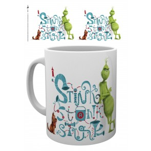 Der Grinch (2018) Tasse Stink