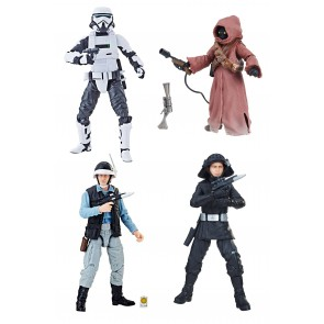 Star Wars Black Series Actionfiguren 15 cm 2018 Wave 4