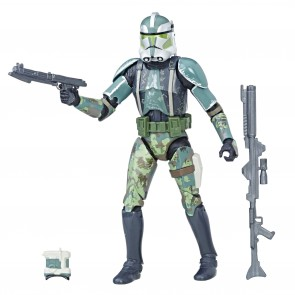 Star Wars III Black Series Clone Commander Gree Actionfigur 15 cm Exclusive