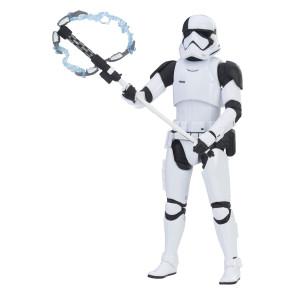 Star Wars Episode VII Black Series Actionfigur 2017 First Order Stormtrooper Executioner 15 cm