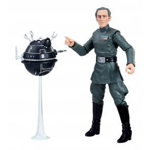 Star Wars IV Grand Moff Tarkin Black Series Actionfigur 15 cm