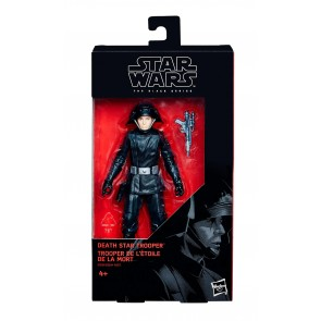 Star Wars IV Death Star Trooper Black Series Actionfigur 15 cm