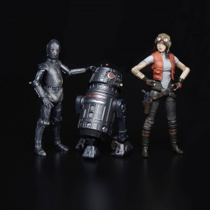 Star Wars 3er-Pack Doctor Aphra Comic Set Premium Vintage Collection Actionfiguren 10 cm Exclusive