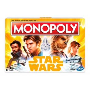 Star Wars Solo Brettspiel Monopoly *Deutsche Version*