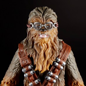 Star Wars Solo Chewbacca Black Series Actionfigur 15 cm Exclusive