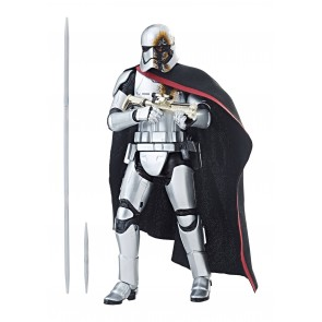 Star Wars VIII Captain Phasma Black Series 2019 Actionfigur 15 cm