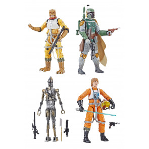 Star Wars Black Series 2019 Wave 1 Archive Actionfiguren 15 cm