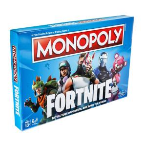 Fortnite Brettspiel Monopoly DE