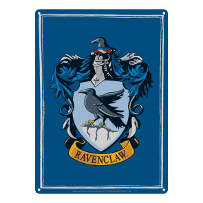 Harry Potter Blechschild Ravenclaw 21 x 15 cm