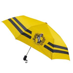 Harry Potter Regenschirm Hufflepuff Logo