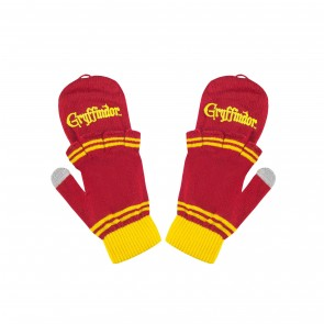 Harry Potter Handschuhe (Fingerlos) Red Gryffindor