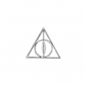 Harry Potter Krawatte & Ansteck-Pin Deluxe Box Deatlhy Hallows