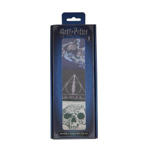 Harry Potter Socken 3er-Pack Deathly Hallows