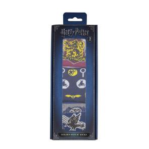 Harry Potter Socken 3er-Pack Golden Snitch