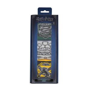 Harry Potter Socken 3er-Pack Quidditch Hogwarts