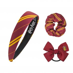 Harry Potter Classic Haarschmuck Set Gryffindor