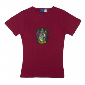 Harry Potter Girlie T-Shirt Quidditch Supporter Hermine