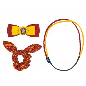 Harry Potter Trendy Haarschmuck Set Gryffindor