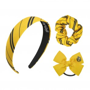 Harry Potter Classic Haarschmuck Set Hufflepuff
