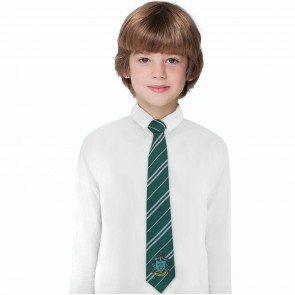 Harry Potter Kinder-Krawatte Slytherin