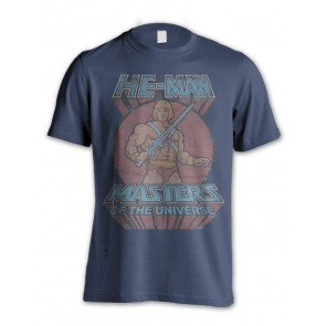 Masters Of The Universe T-Shirt Logo
