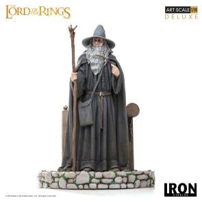 Herr der Ringe Gandalf Deluxe Art Scale Statue 23 cm