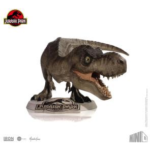 Jurassic Park Mini Co. Tyrannosaurus Rex Figur 24 cm