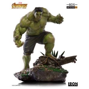 Avengers Infinity War BDS Art Scale Statue 1/10 Hulk 25 cm