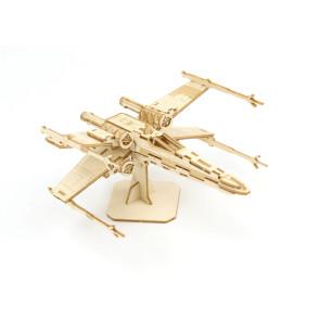Star Wars IncrediBuilds 3D Modellbausatz X-Wing *Englische Version*