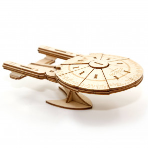 Star Trek TNG IncrediBuilds 3D Modellbausatz U.S.S. Enterprise *Englische Version*