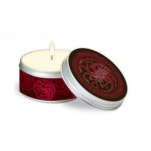 Game of Thrones Kerze in Blechdose House Targaryen (2 oz. / 60 ml)