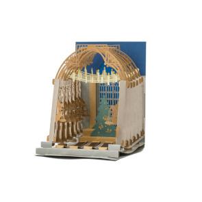 Harry Potter 3D Pop-Up Grußkarte Hogwarts The Great Hall