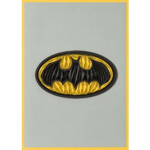 DC Comics Qulilling Grußkarte Batman