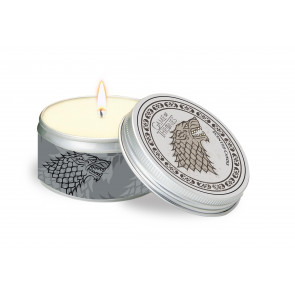 Game of Thrones Kerze in Blechdose House Stark (5,6 oz. / 165 ml)