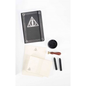 Harry Potter Deluxe Schreibwaren-Set The Deathly Hallows