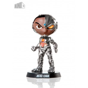 Justice League Mini Co. PVC Figur Cyborg 13 cm