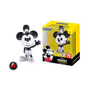 Disney Metalfigs Diecast Minifigur Mickey Steamboat Willie 10 cm