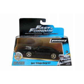 Fast & Furious Diecast Modell 1/32 1970 Dodge Charger (Street)
