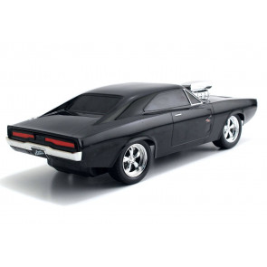 Fast & Furious Doms 1970 Dodge Charger R/T RC Auto