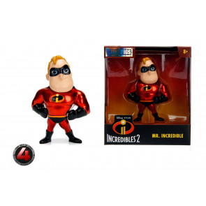 Disney Metalfigs Diecast Minifigur Mr. Incredible 10 cm