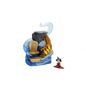 Disney Nano Metalfigs Diorama The Sorcerer's Apprentice