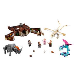LEGO® Phantastische Tierwesen™ - Newts Koffer der magischen Kreaturen