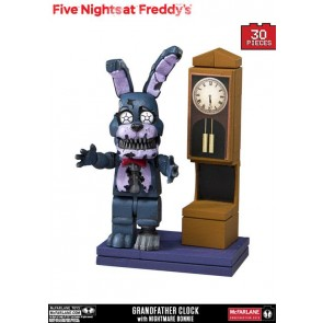 Five Nights at Freddy´s Micro Bauset Grandfather Clock