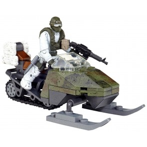 Call of Duty Mega Bloks Bauset Mountain Recon