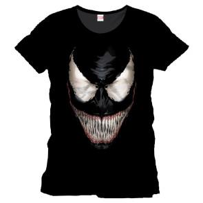 Spider-Man T-Shirt Venom Smile Größe M